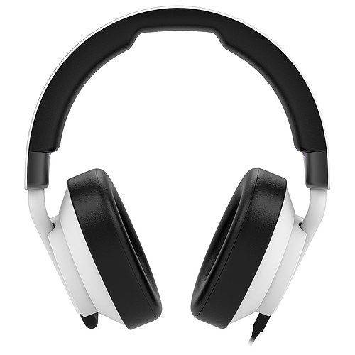 NZXT AER Open Headset Blanc pas cher