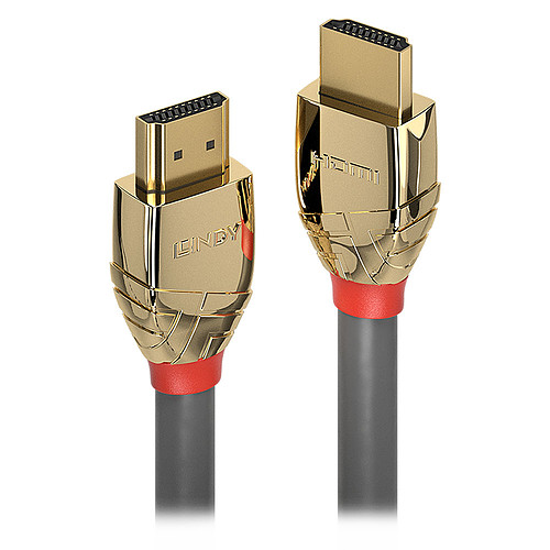 Lindy Gold Line HDMI 4K (7.5 m) pas cher