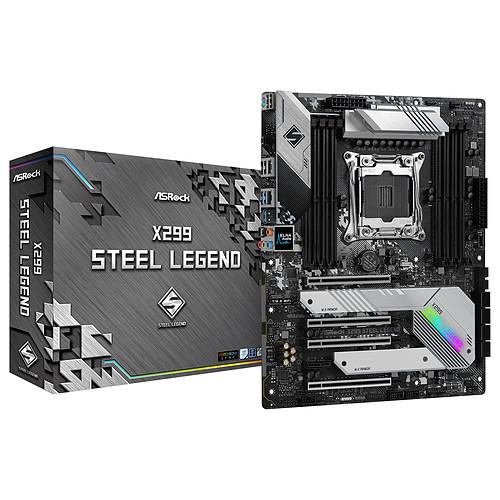ASRock X299 Steel Legend pas cher