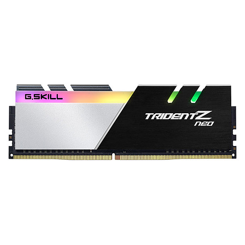 G.Skill Trident Z Neo 256 Go (8 x 32 Go) DDR4 3200 MHz CL16 pas cher