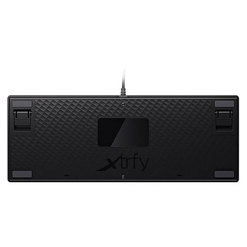Xtrfy K4 TKL RGB Noir pas cher
