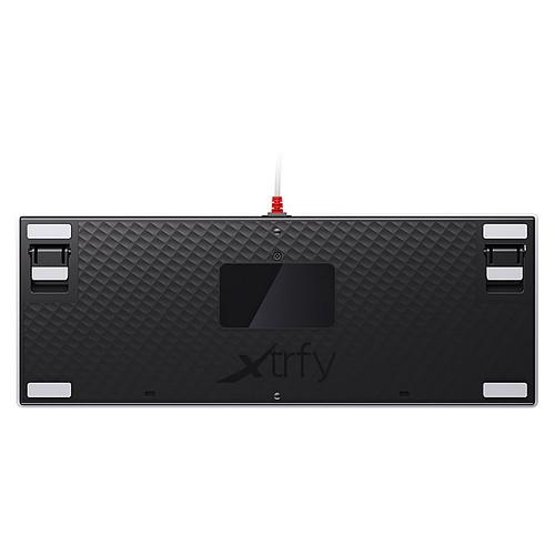 Xtrfy K4 TKL RGB Retro pas cher