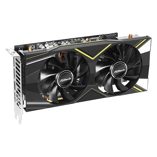 ASRock Radeon RX 5600 XT Challenger D 6G OC pas cher