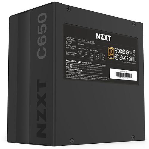 NZXT C650 pas cher