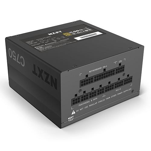 NZXT C750 pas cher