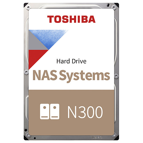 Toshiba N300 12 To pas cher
