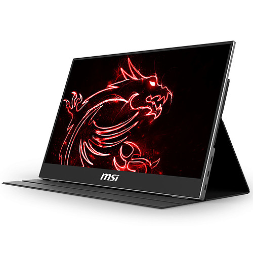 "MSI 15.6"" LED - Optix MAG161V pas cher"