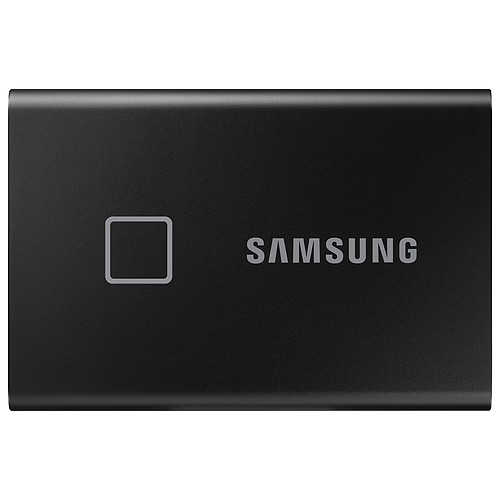 Samsung Portable SSD T7 Touch 1 To Noir pas cher