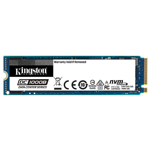 Kingston SSD DC1000B 480 Go pas cher