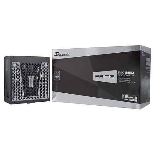 Seasonic PRIME PX-850 pas cher