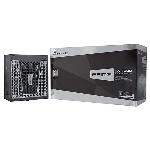 Seasonic PRIME PX-1000 pas cher