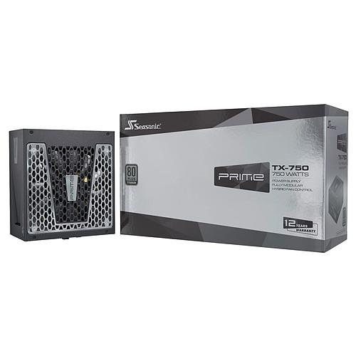Seasonic PRIME TX-750 pas cher