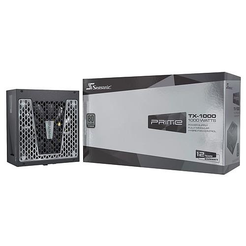 Seasonic PRIME TX-1000 pas cher