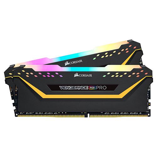 Corsair Vengeance RGB PRO Series 16 Go (2x 8 Go) DDR4 3000 MHz CL15 - TUF Gaming Edition pas cher