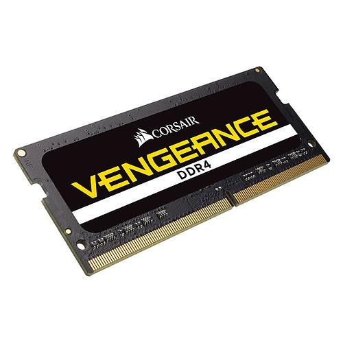Corsair Vengeance SO-DIMM DDR4 64 Go (2x 32 Go) 2666 MHz CL18 pas cher