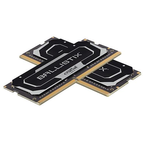 Ballistix SO-DIMM DDR4 32 Go (2 x 16 Go) 3200 MHz CL16 pas cher