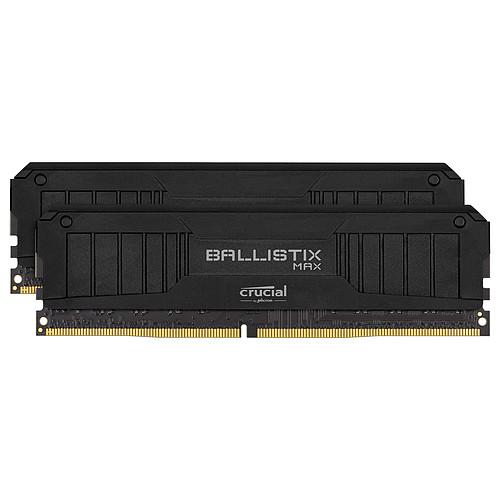 Ballistix Max 16 Go (2 x 8 Go) DDR4 4000 MHz CL18 pas cher