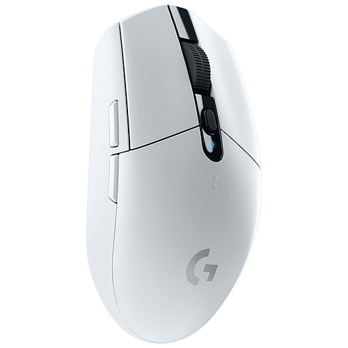 Logitech G305 Lightspeed Wireless Gaming Mouse Blanc pas cher