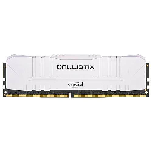 Ballistix White 32 Go (2 x 16 Go) DDR4 2666 MHz CL16 pas cher