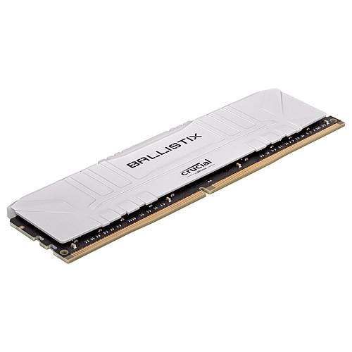 Ballistix White 32 Go (2 x 16 Go) DDR4 3000 MHz CL15 pas cher