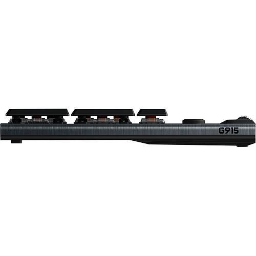 Logitech G915 Lightspeed Carbone (Clicky Version) pas cher