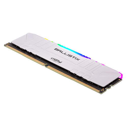 Ballistix White RGB DDR4 32 Go (2 x 16 Go) 3600 MHz CL16 pas cher