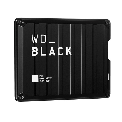 WD_Black P10 Game Drive 2 To pas cher
