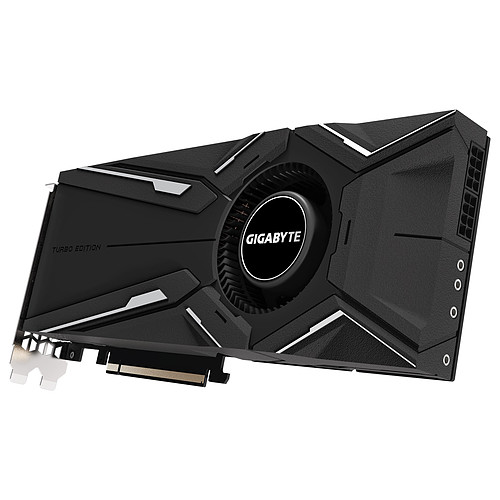 Gigabyte GeForce RTX 2080 Ti TURBO 11G (rev. 2.0) pas cher