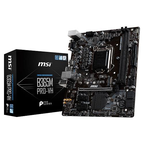 MSI B365M PRO-VH pas cher