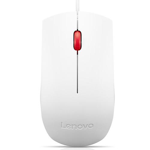 Lenovo Essential Mouse Blanc pas cher