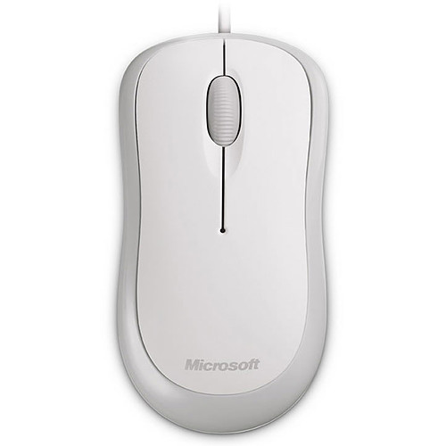 Microsoft Basic Optical Mouse for Business Blanche pas cher