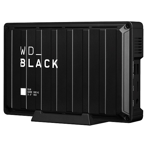 WD_Black D10 Game Drive 8 To pas cher