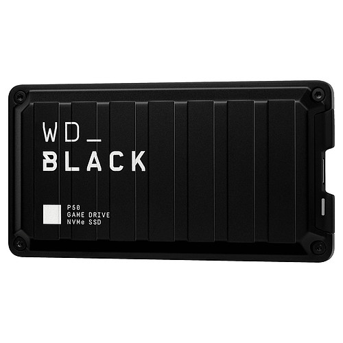 WD_Black P50 Game Drive 2 To pas cher