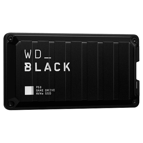 WD_Black P50 Game Drive 500 Go pas cher