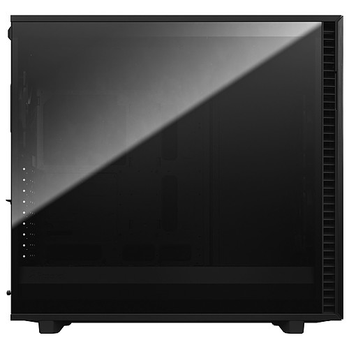 Fractal Design Define 7 XL TG Dark Noir pas cher
