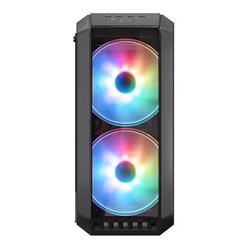 Cooler Master MasterCase H500 Gris ARGB pas cher