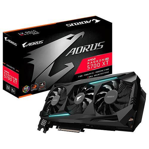 Gigabyte AORUS Radeon RX 5700 XT 8G pas cher