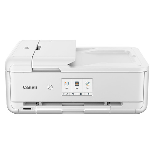 Canon PIXMA TS9551C Blanc pas cher