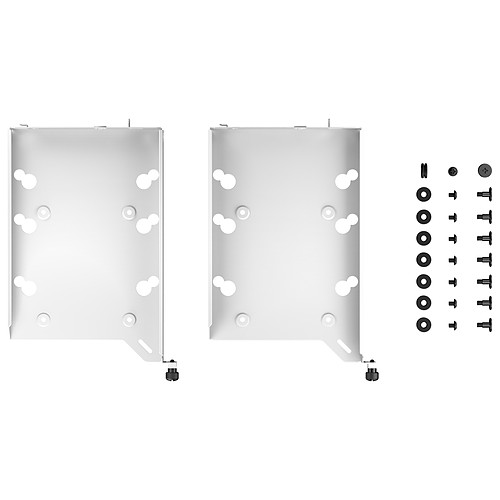 Fractal Design Define 7 HDD Tray Kit Type B Blanc pas cher