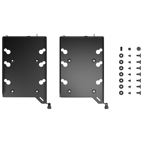 Fractal Design Define 7 HDD Tray Kit Type B Noir pas cher