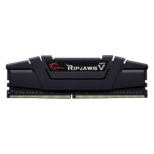 G.Skill RipJaws 5 Series Noir 256 Go (8 x 32 Go) DDR4 3600 MHz CL18 pas cher