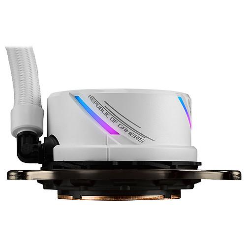 ASUS ROG Strix LC240 RGB White Edition pas cher