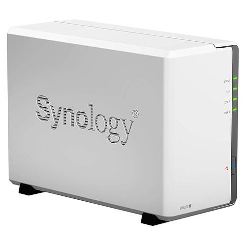 Synology DiskStation DS220j pas cher