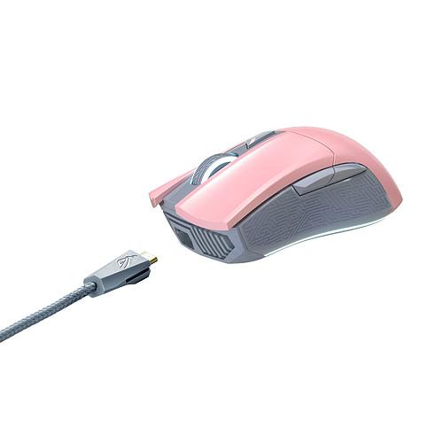ASUS ROG Gladius II Origin Pink pas cher