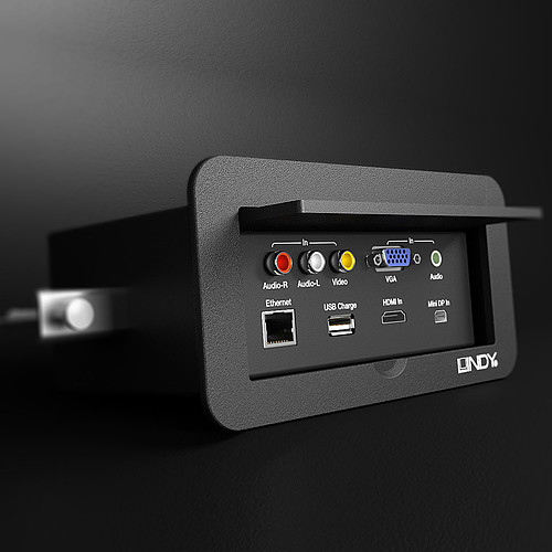 Lindy Switch Encastrable Multi AV vers HDMI (4 ports) pas cher