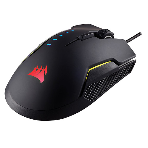 Corsair Gaming Glaive RGB (noir) pas cher