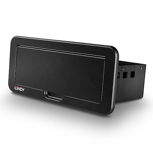 Lindy Switch Encastrable Multi AV vers HDMI (4 ports) pour salle de conférence pas cher