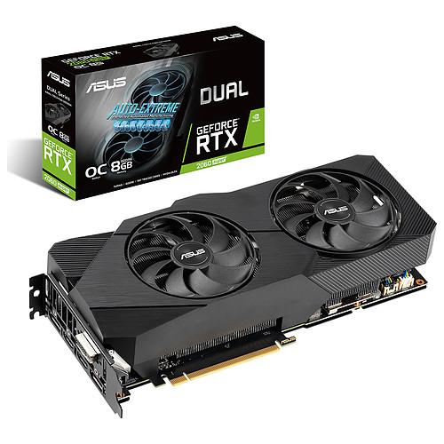 ASUS GeForce RTX 2060 SUPER DUAL-RTX2060S-O8G-EVO-V2 pas cher