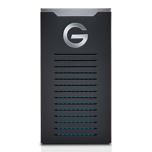 G-Technology G-DRIVE Mobile SSD 500 Go pas cher