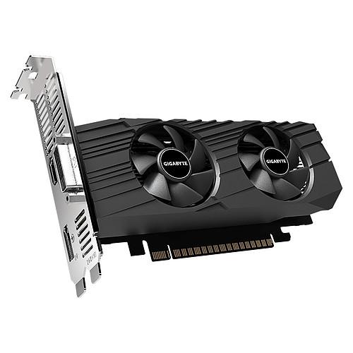 Gigabyte GeForce GTX 1650 OC Low Profile 4G pas cher